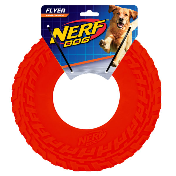 10in - Large TIRE Flyer_red_pkg
