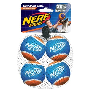 2.5in_Blaster_Refill_4pk_Distance_Tenniss_Balls_Non_Squeak -1