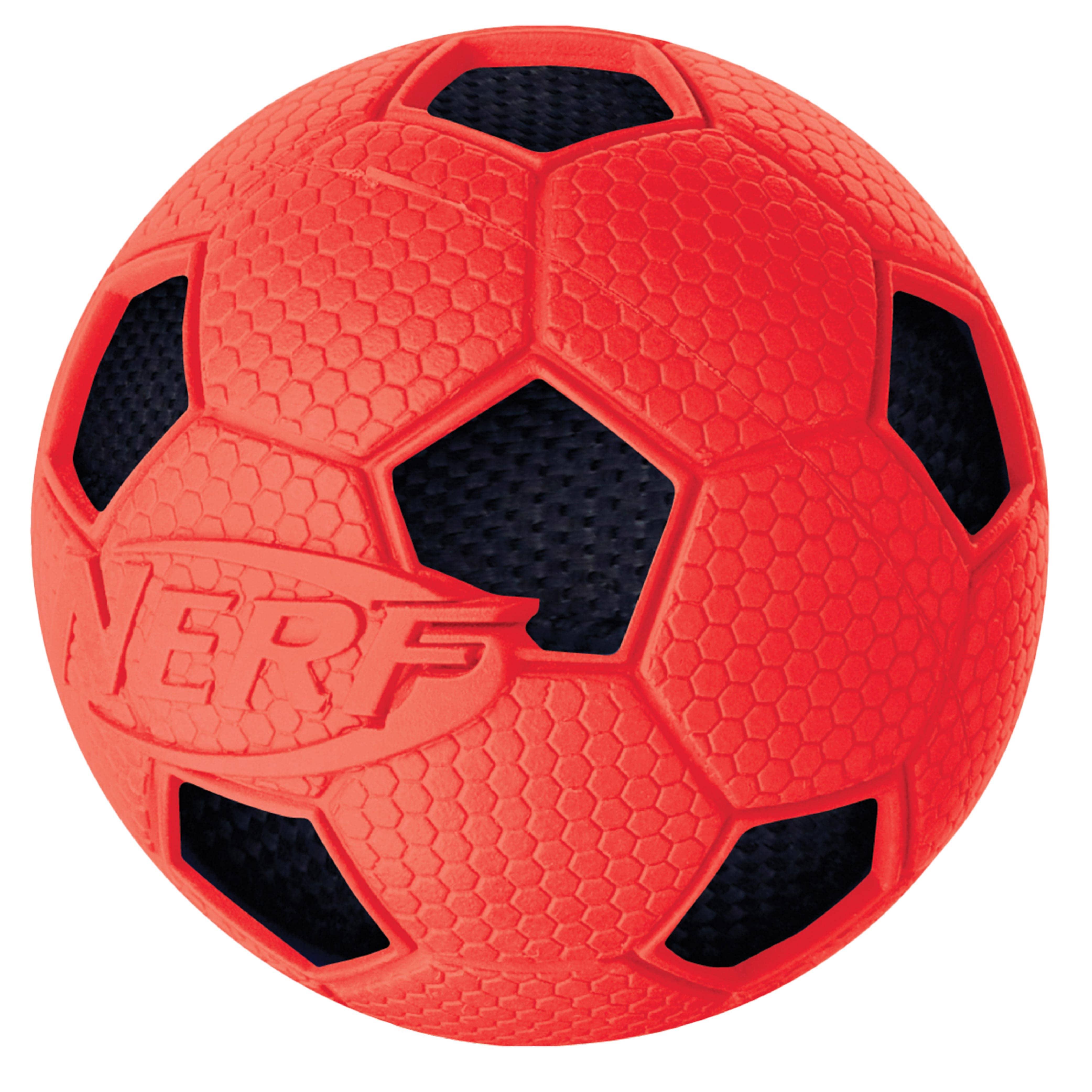 Nerf Dog Large Soccer Crunch Ball Nerf Dog Toys